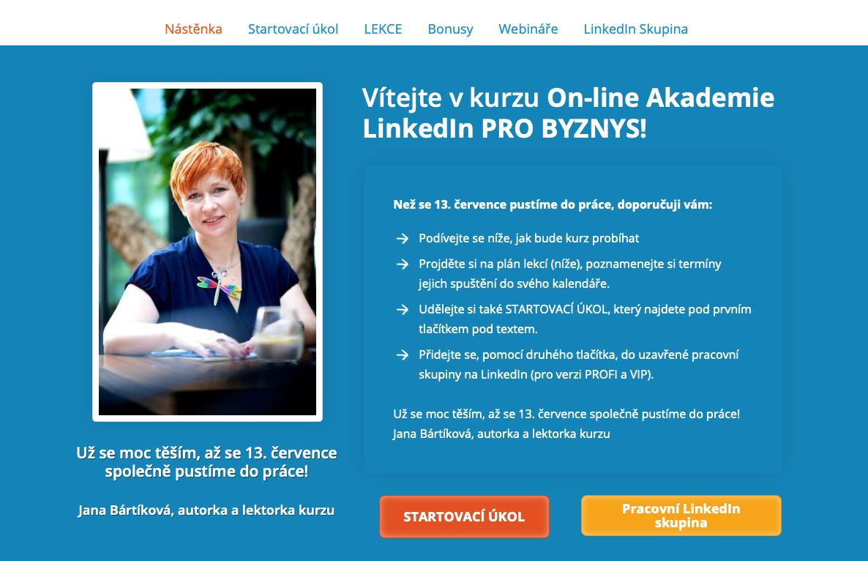 Linked Akademie kurz